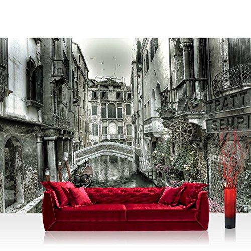 non-woven-photo-wallpaper-premium-plus-wall-mural-photo-wallpaper-venice-gondola-water-bridge-canal-