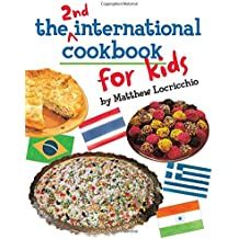The 2nd International Cookbook for Kids