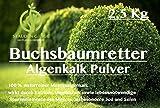 Stauden Gänge Algenkalk Pulver 2,5kg im Eimer/Buchsbaumretter/Das Original/mit ANLEITUNG -