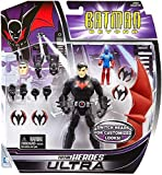 DC Universe Total Heroes Exclusive Action Figure Batman Beyond by DC Universe Total Heroes