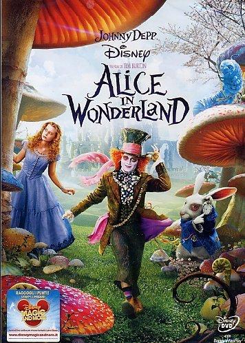 Alice In Wonderland (2010) [Italian Edition] by helena bonham carter