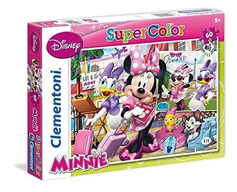 Clementoni - 26900.6 - Maxi Puzzle - Minnie - 60 Pièces