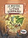 Le Mystère du livre disparu  -  Au secours de Peter Pan par Baccalario