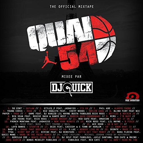 Quai 54 (Official Mix) [Explicit]