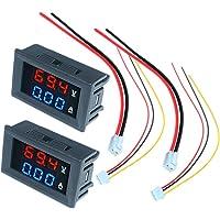 Fictory Multimetro Digitale KT87N 600 V//450 V CC//CA Multimetro Digitale 20-400A Amperometro Multimetro Digitale con Display LCD Clampimetro Digitale
