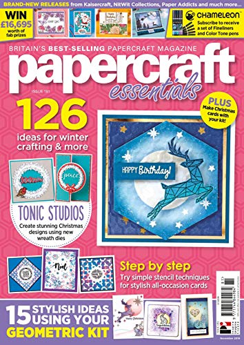 Papercraft Minecraft Magazine 2020 - Creative Stamping Inspirations: card making ideas designs (English Edition)