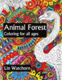 Animal Forest: Coloring For All Ages