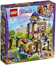 Lego  Friends Emma and Olivia's  Friendship House  Building Blocks for Girls 6 to 12 Years (722 pcs) 41340