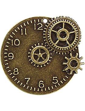 Anhänger Uhr-Werk Deko Steampunk