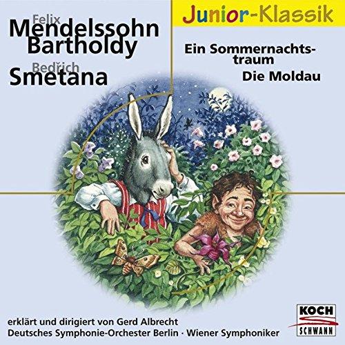 Preisvergleich Produktbild Ein Sommernachtstraum / Die Moldau (Eloquence Junior- Klassik)
