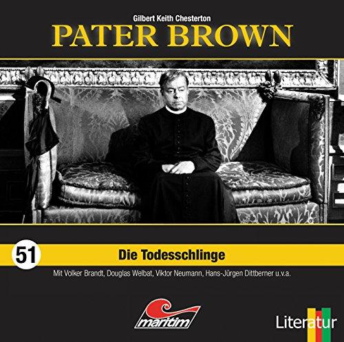 Pater Brown (51) Die Todesschlinge - maritim 2016