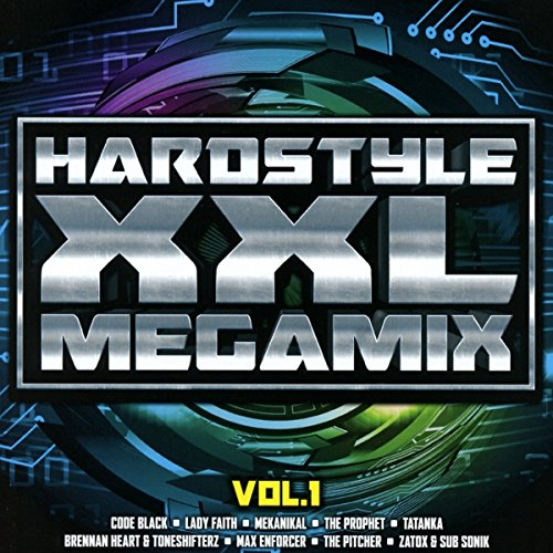 VA - Hardstyle XXL Megamix Vol. 1 - 2CD - FLAC - 2017 - VOLDiES Download