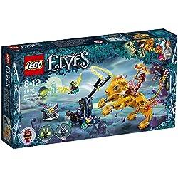Lego Elves 41192 - Azari la Cattura del Leone di Fuoco