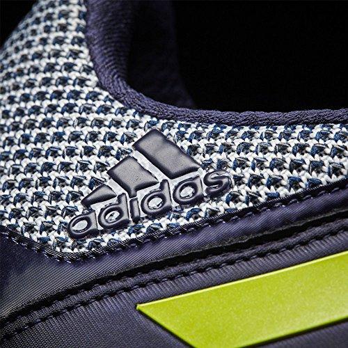 adidas Zone Dox Scarlet Aqua Hockey Chaussure - SS18 Marine/Noir/Blanc