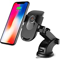TANTRA TWIST Smart Universal Phone Holder, Mobile Stand for Car (Car Mount) with Quick One Touch Technology (Expandable…
