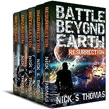 Battle Beyond Earth - Box Set (Books 1-5)