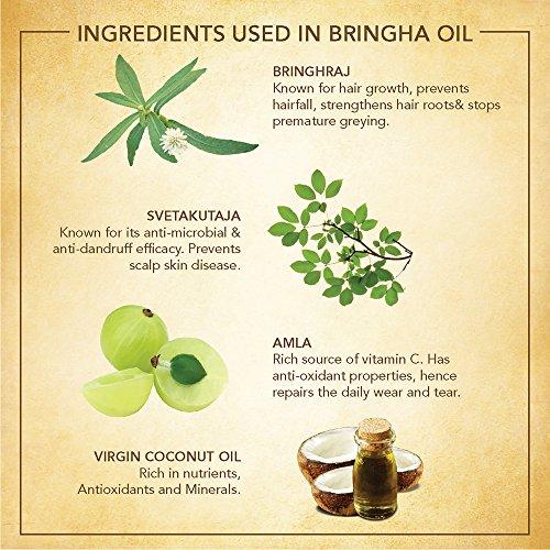 Indulekha Bhringa Hair Oil, 100 ml