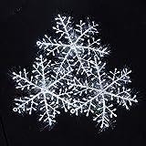 Domire, Dekoschleifen für den Weihnachtsbaum 10cm