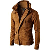 Self Design men's Jacket denim Jacket (XS)