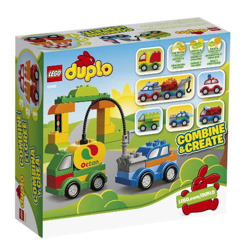 Lego Duplo - Crea Le Tue Macchinine