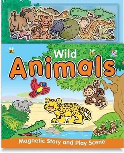 Wild animals (magnetic play scenes) Erin Ranson