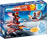 PLAYMOBIL 6835 - Firebot mit Disc-Shooter