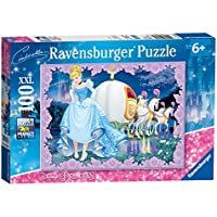 Ravensburger Italy 10843 - Puzzle per Bambini Cenerentola, 100 Pezzi