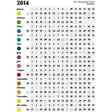 Der Springende Punkt 2014 weiß