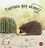 Tierisch gut drauf Postkartenkalender - Kalender 2017