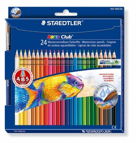 Imagen principal de STAEDTLER 144 10NC24 - Pack de 24 lápices