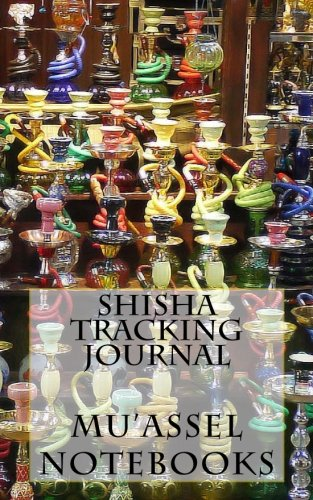 Shisha Tracking Journal: A 5x8 Blank Diary (journals, diary, notebook)