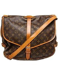 Louis Vuitton - Bolso cruzados para mujer marrón marrón