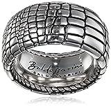 Baldessarini Herren-Ring 925 Sterlingsilber vintage-oxidized Gr. 62 (19.7) Y2009R/90/00/62