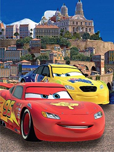 Disney cars 3-coperta in pile coperta copriletto 200x 150cm (pbb79805)