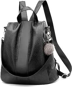 StillCool Zaino Donna Borse a zainetto Borse a spalla Casual Multifunzione antifurto Borse Backpack Daypack Viaggio lavoro (PU)