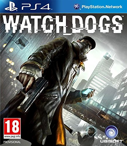 UBI Soft Watch Dogs (Complete Edition) PS4