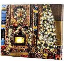 Weihnachtsbilder Mit Licht.Suchergebnis Auf Amazon De Für Weihnachtsbilder Mit Led Beleuchtung