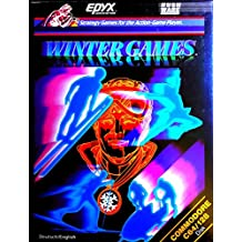 Winter Games [Commodore]