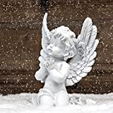 Ambiente Papierservietten - Servietten Lunch / Party / ca. 33x33cm Engel im Schnee - Angel in snow - Ideal Als Geschenk Und Tisch-Deko