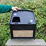 eco hedgehog nest box and hibernation house Eco Hedgehog Nest Box and Hibernation House 61w622ZEafL