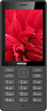 Infocus Hero Smart P4 Mobile Phone with Basic Features(Black)