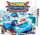 Best SEGA Games For 3ds - Sonic and All-Stars Racing Transformed Bonus Edition Review