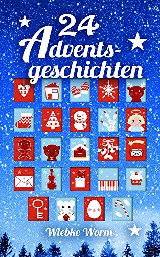 24 Adventsgeschichten (24 Hahn)