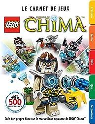 LEGO Legends of Chima, Factivity - tome 0 - Lego Legends of Chima, Le carnet de jeux