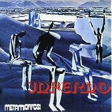 Inferno (Mini LP Sleeve) by Metamorfosi (2008-05-09)