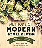 Hey homebrewers—make better beer! Returning for his second book, Chris Colby highlights the modern brewing methods homebrewers use to make beer. From the basic procedures for making beer from malt extract to advanced all-grain techniques and tests...