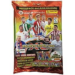 La Liga Santander - Megapack Adrenalyn XL 2016-2017 (Panini 003374SPE2)