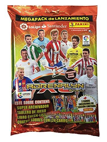 Megapack Adrenalyn XL La Liga Santander 2016-2017