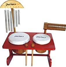 Music People Mini Orchestra Play Set (Wooden)