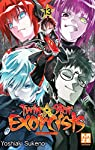 Twin star exorcists, tome 13 par Sukeno